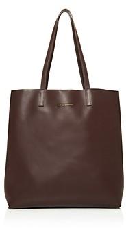 WANT Les Essentiels Want Les Essentials Logan Leather Vertical Tote