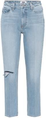 Paige Sarah high-waisted straight jeans