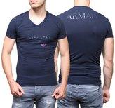 Emporio Armani High Logo Band T-Shirt