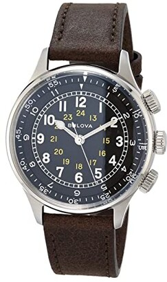 Bulova Archive Series: Military A-15 Pilot - 96A245 (Green) Watches