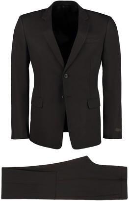 Prada Two-piece Cotton Suit
