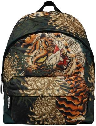 DSQUARED2 Tiger Backpack