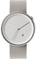 Silver Polygon Watch