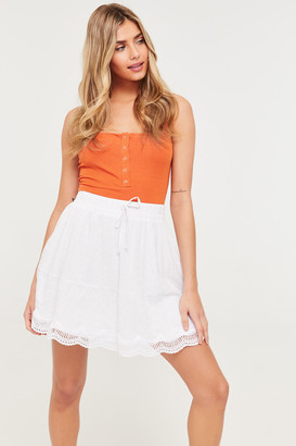 Ardene Mini Lace Skirt