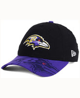 New Era Women's Baltimore Ravens Sideline LS 9TWENTY Cap