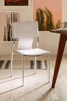 Urban Outfitters Finn Faux Leather Dining Chair Set Of 4