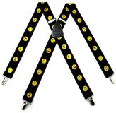 Buy Your Ties Mens Smiling Faces Suspender Made in USA