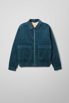 Weekday River Cord Jacket - Blue