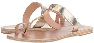 Ancient Greek Sandals Melpomeni (Natural Vachetta) Women's Sandals