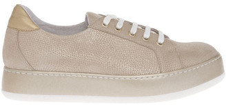 Innovare Made in Italy Alessia Gold Sneaker