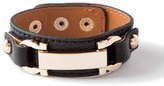 Lori's Shoes LEATHER CUFF WITH BIT