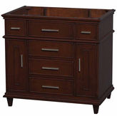 WYNDHAM COLLECTION Wyndham Collection Berkeley 36 inch Single Bathroom Vanity - No Countertop