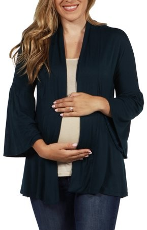 Bella Maternity Shrug -- Available in Plus Sizes