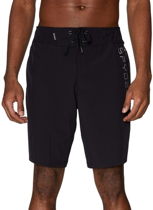 Spyder Regular-Fit Swim Trunks