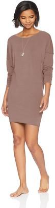 PJ Harlow Women's Rock Cotton-Long Sleeve V Shape Tunic