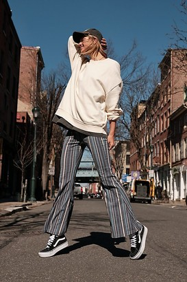 Free People Poppy Pull On Flare Pants