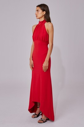 C/Meo ASK ANYTHING GOWN red