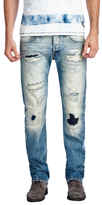 Cult of Individuality Rebel Straight Fit Jeans