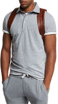 Brunello Cucinelli Cotton Piqué Polo Shirt