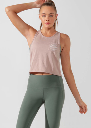 Lorna Jane Lived In Cropped Tank