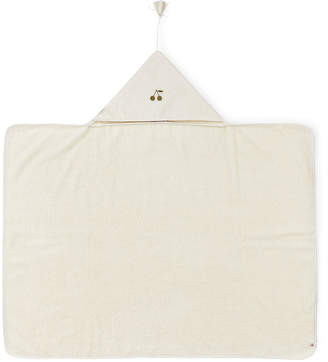 Bonpoint Hooded Baby Towel, White
