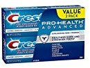 Crest Pro-Health Advanced Extra Whitening Power + Freshness Toothpaste 3.5 oz., Twin Pack, 3.5 oz - 2pc