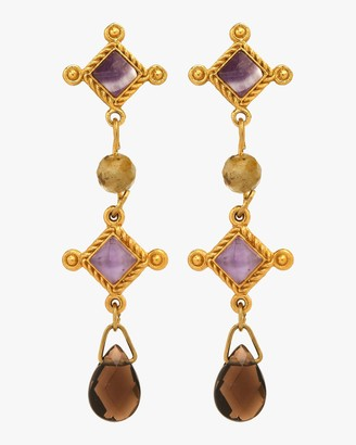 Stephanie Kantis Venice Trio Earrings