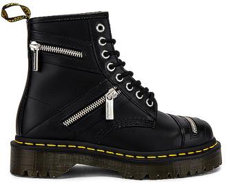 Dr. Martens 1460 Bex Zip Smooth Boot