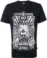 Just Cavalli printed T-shirt - men - Cotton - L