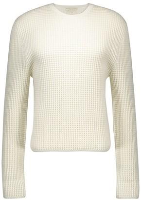 Bottega Veneta Round neck cotton and cashmere jumper