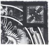Givenchy multi-print scarf