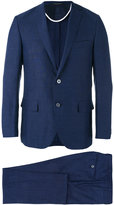 Corneliani two-piece suit - men - Cupro/Virgin Wool - 48