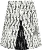 Roland Mouret Aven tweed mini skirt