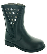 "Laura Ashley Laura Ashely® Girls' ""Brooke"" Studded Boots"