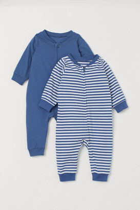 H&M 2-pack Jumpsuits with Zip