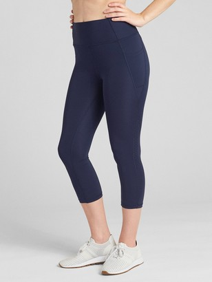 Gap GapFit High Rise Capris in Sculpt Revolution