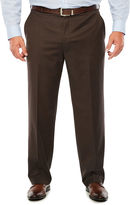 STAFFORD Stafford Woven Suit Pants-Big and Tall Fit