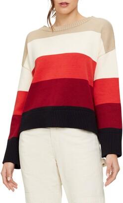 Michael Stars Parker Bristol Striped Sweater