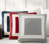 Pottery Barn Monogrammable Frame Indoor/Outdoor Pillow