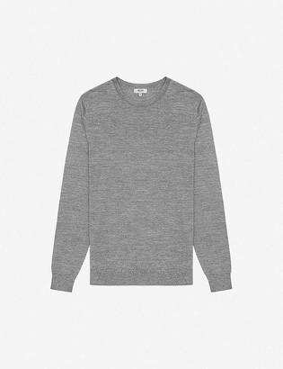 Reiss Wessex wool jumper