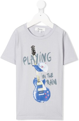 Bonpoint Playing In The Rain T-shirt