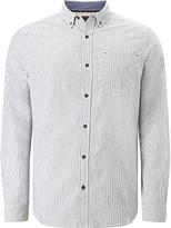 John Lewis Fine Stripe Oxford Shirt