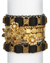 Vintage-Style Multistrand Bracelet