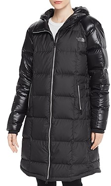 The North Face Acropolis Mixed Media Down Parka