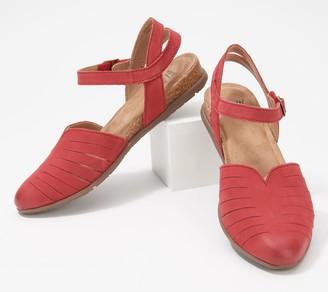 Earth Origins Leather Sandals - Palomos Peyton