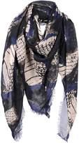 Karl Lagerfeld Square scarves