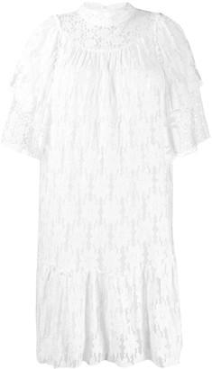 Etoile Isabel Marant Floral Lace Dress