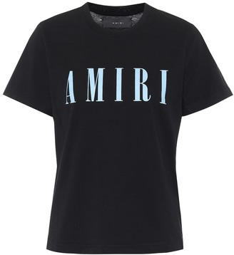 Amiri Logo cotton T-shirt