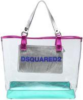 DSQUARED2 Mykonos Transparent Tote Bag