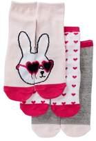 Joe Fresh Socks - Pack of 3 (Toddler Girls)